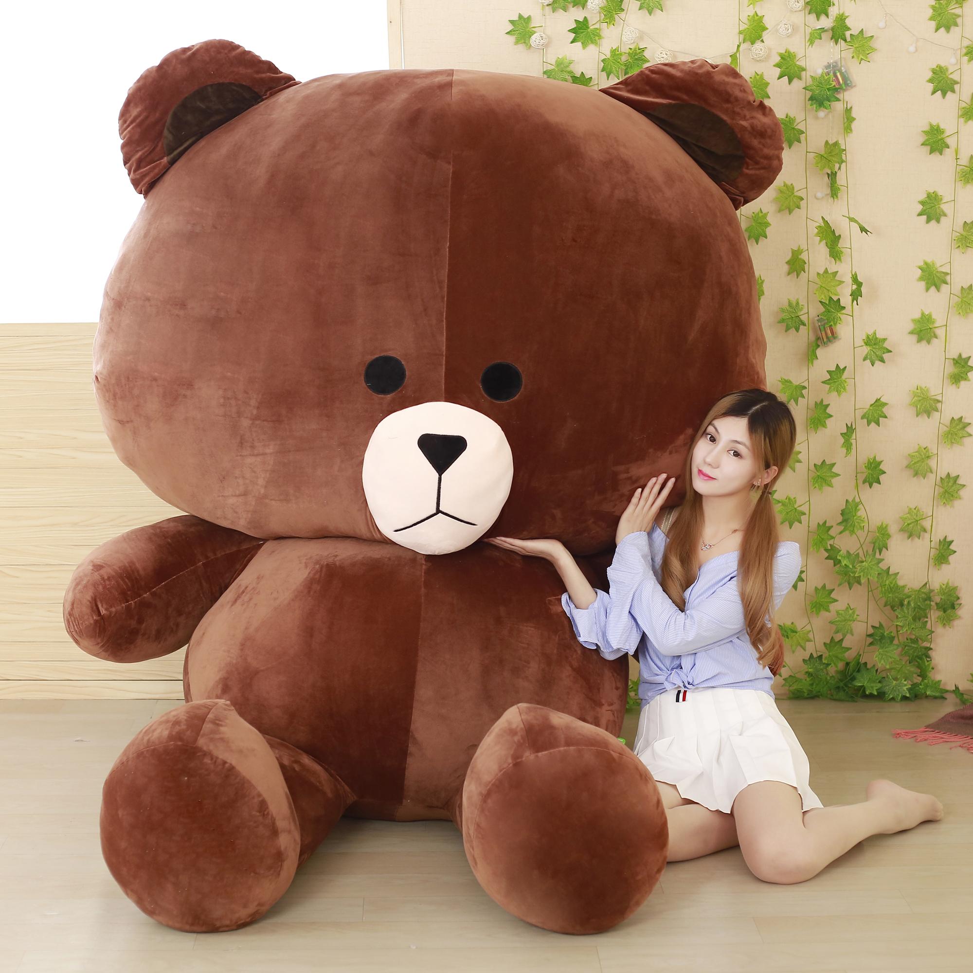 Giant Teddy Bear Giant Stuffed Animals Stuffed Bear